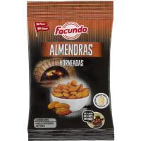 Almendras horneadas FACUNDO, bolsa 90g