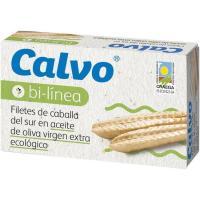 Caballa en aceite de oliva virgen extra CALVO, lata 90 g