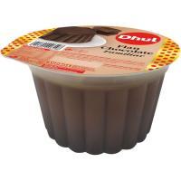 Flan de chocolate DHUL, tarrina 500 g