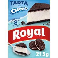 Preparado para Oreo Cake ROYAL, caja 215 g