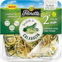 Espagueti de calabacín FLORETTE, tarrina 200 g