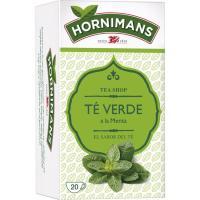 Té verde menta HORNIMANS, caja 20 sobres