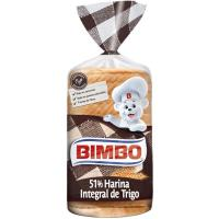 Pan integral BIMBO, paquete 480 g