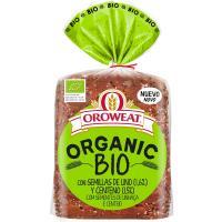 Pan bio multisemilla OROWEAT, paquete 400 g