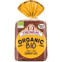 Pan bio de quinoa&espelta OROWEAT, paquete 400 g
