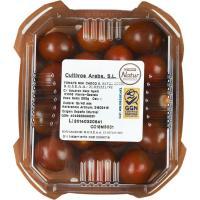 Tomate mini choco EROSKI Natur, bandeja 200 g