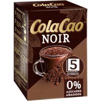 Cacao soluble noir COLA CAO, 5 uds., caja 75 g