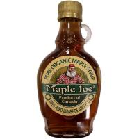 Jarabe de arce ecológico MAPLE JOE, frasco 250 g