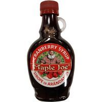 Sirope de arándanos MAPLE JOE, frasco 250 g