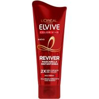 Mascarilla capilar rapid color ELVIVE, tubo 180 ml