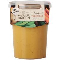Crema de verduras AMETLLER, tarrina 485 ml