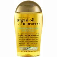 Aceite capilar con argán penetrante marroquí OGX, bote 100 ml