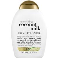 Acondicionador con leche de coco OGX, bote 385 ml