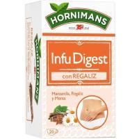 Infudigest HORNIMANS, caja 20 sobres