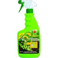 Herbistop control malas hierbas, antimusgo, herbicida natural RTU COMPO, 750 ml