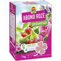 Abono granulado Rozé universal para todo tipo cultivo y plantas COMPO, 1 Kg