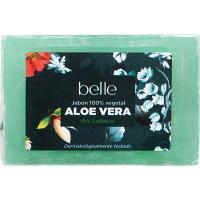 Jabón de manos con aloe vera belle, pastilla 125 g