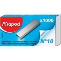 Grapas del nº10 MAPED, caja 1000uds