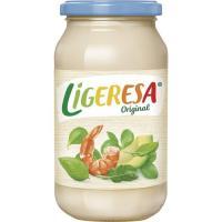 Salsa ligera LIGERESA, frasco 450 ml