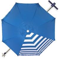 Sombrilla pincho aluminio 180 cm protección UPF50 1,5 kg, 1 ud