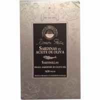 Sardinilla en a. de oliva 16/20 piezas RAMÓN PEÑA, lata 115 g