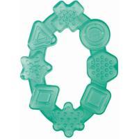 Anillo dentición refreigerado formas. Partes en relieve, forma ergonómica TIGEX