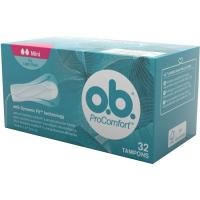 Tampón digital mini O.B., caja 32 uds.