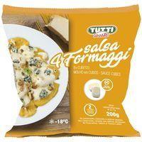 Cubitos de salsa 4 quesos TUTTI PASTA, bolsa 200 g