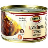 Rabo de ternera estofado IRURA, lata 425 g