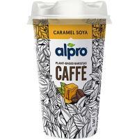 Café de soja-caramelo ALPRO, vaso 206 g