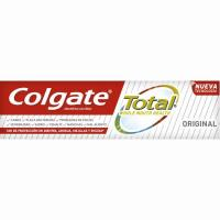 Dentífrico original COLGATE Total, tubo 75 ml