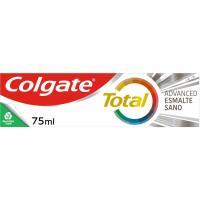 Dentífrico esmalte sano COLGATE Total, tubo 75 ml