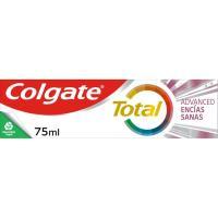 Dentífrico encías sanas COLGATE Total, tubo 75 ml