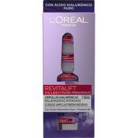 Ampollas de ácido hialuronico L`OREAL Revitalift, caja 7 uds.