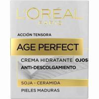 Contorno de ojos L`OREAL Golden Age, tarro 15 ml