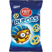 Ruedas FRIT RAVICH, bolsa 50 g