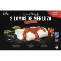 Merluza del cabo con tomate DELIZ, caja 260 g