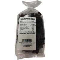 Arándanos rojos deshidratados, bolsa 200 g
