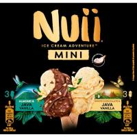 Mini bombón surtido NUII, 3 uds., caja 252 g