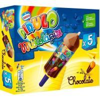 Mikolapiz de chocolate PIRULO, 5 uds., caja 240 g