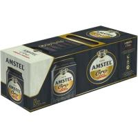 Cerveza AMSTEL Oro, pack 10x33 cl