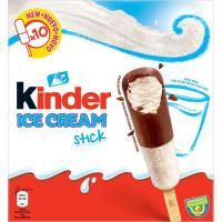 Stick Cream KINDER, pack 10x27 g