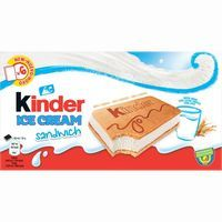 Sandwich KINDER, pack 6x35 g