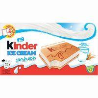 Sandwich KINDER, pack 6x35 g