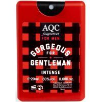 Eau de toillete hombre Top Speed AQC FRAGANCES, spray 100 ml