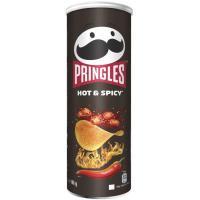 Aperitivo hot&spicy PRINGLES, tubo 165 g