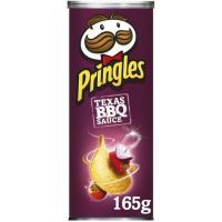Aperitivo sabor barbacoa PRINGLES, tubo 165 g