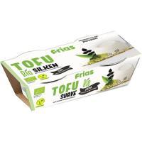 Tofu bio silken FRIAS, pack 2x125 g
