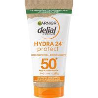 Locion solar piel sensible FP50+ DELIAL, tubo 50 ml