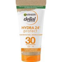 Leche solar protectora SPF30 DELIAL, tubo 50 ml